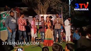 కనుబ జాతరలో సింగర్ సుభాష్ అండ్ టీం ఆటపాట..Nice Song by Nirmala Bai and Subash || 3TV BANJARAA