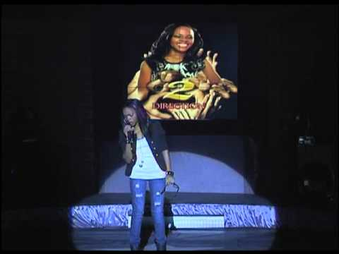 Chidinma's Personal Composition 'Direction' on Project Fame 3
