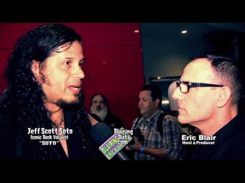 Jeff Scott Soto & Eric Blair talk Dio, Yngwie ,Neal Schon & Soto 2016