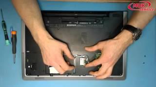 Laptop ta'mirlash. Daftar bilan Wi Fi DELL modul almashtirish Inspiron 17 5000