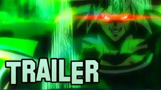 DRAGON BALL SUPER BROLY TRAILER EXPLAINED/BREAKDOWN