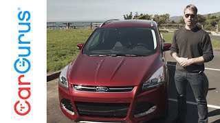 2016 Ford Escape | CarGurus Test Drive Review