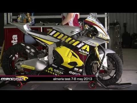 Marc VDS Two-Day Almeria Test