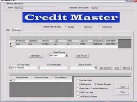Credit Repair Software that's FREE!
