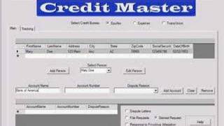 Смотреть видео Credit Repair Business Software