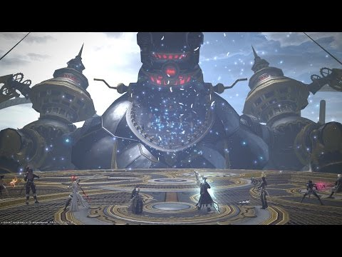 Final Fantasy 14 ANZ Community Creator run!