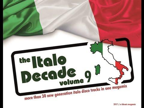 The Italo Decade Vol 9 // Megamix