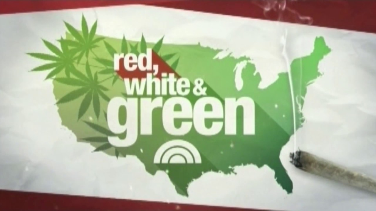 U.S: Red, White & Green - Cannabis and Wine Industry Growing