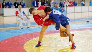 17:00 -21:00  European Youth and Junior SAMBO Championships 2019. Day 3. FINALS