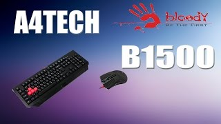 A4tech bloody B1500 [ОБЗОР №1]