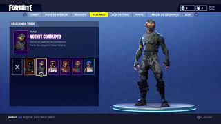 Showing off my hang gliding skins and pickaxes etc.-Fortnite