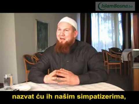 Pierre Vogel Interview (na bosanskom jeziku)