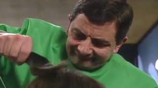 Hair by Mr. Bean of London | Part 2/5 | Mr. Bean Official