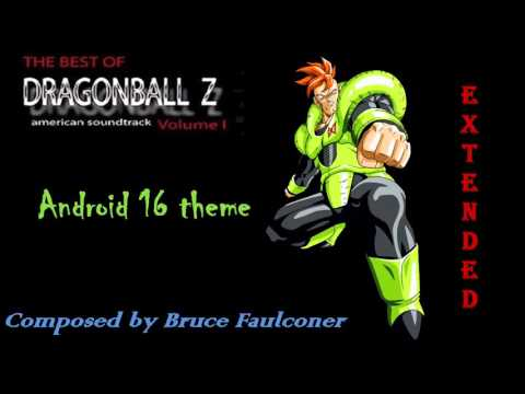 Dragon Ball Z (Funimation) Soundtrack - Android 16 Theme (Extended)