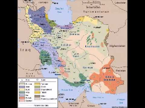 The Ethnic groups Of Iran YouTube