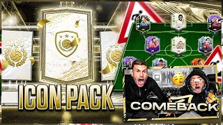 FIFA 21:Timo WELCOME BACK STREAM mit ICON PACKS und TEAM BAU 🔥😱TOTS Vorbereitungen !