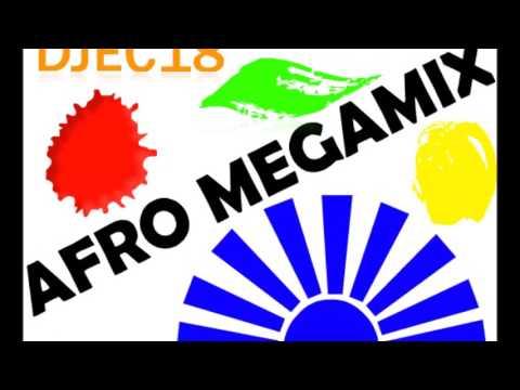 DJEC18 - AFRO MEGAMIX (DIEGO DANTE', YANO, AFRO DYLAN, OTTOMIX, DJ NELLO) Marzo 2017
