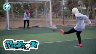 """""""Fútbol Femenil en Egipto"""""""