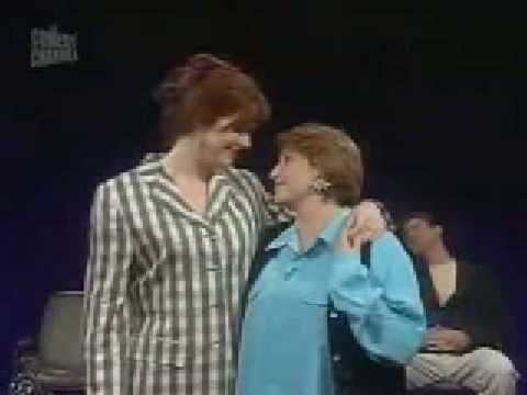 Josie Lawrence and Caroline Quentin Duet