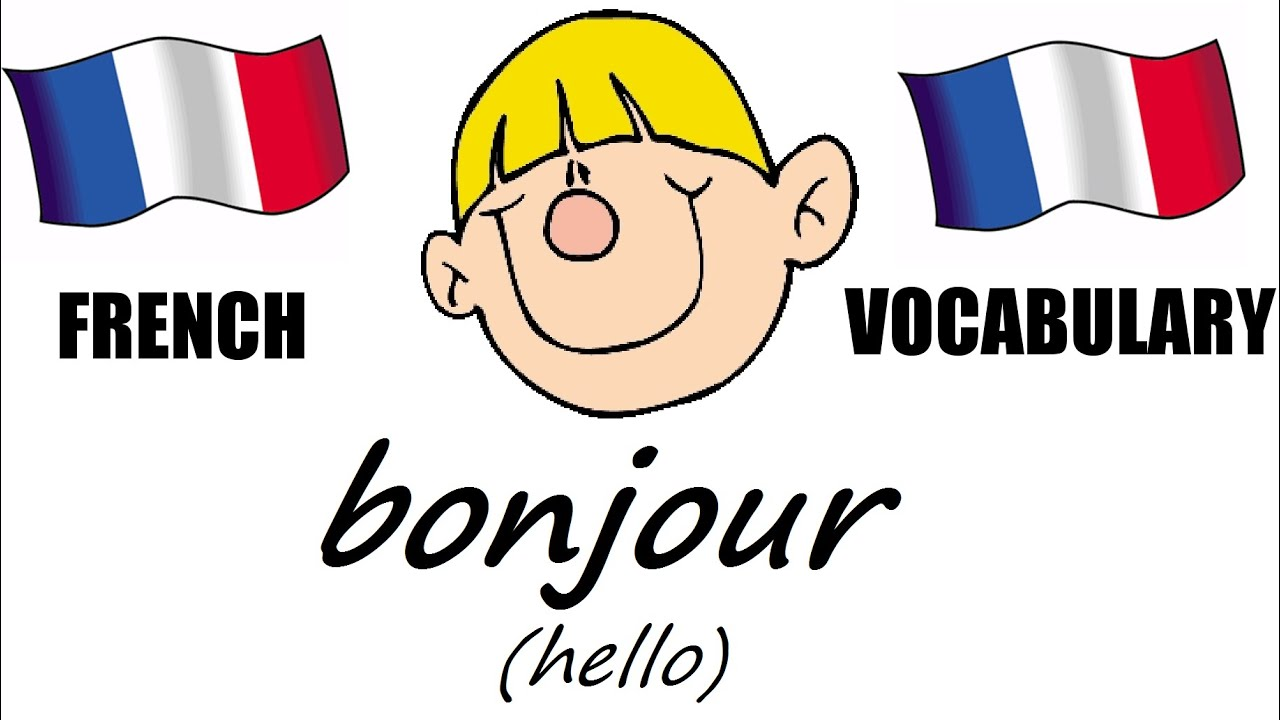 French Lesson 12 Basic Formal Conversation Learn French The
