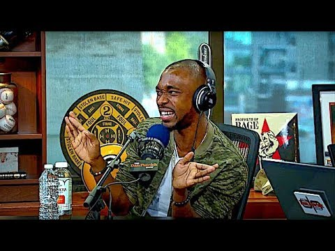 "Actor/Comedian Jay Pharoah of ""White Famous"" Joins The Dan Patrick Show In-Studio 