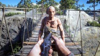 Red Dead Redemption 2 - Slow Motion Brutal Kills Vol.7 (PC 60FPS)