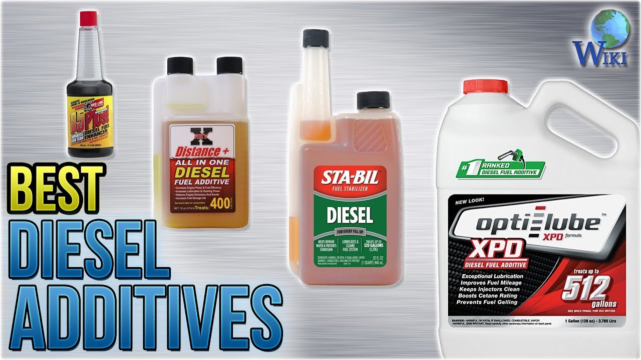 10 Best Diesel Additives 2018 Youtube