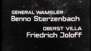 Raumpatrouille Orion: die legendäre Titelmusik