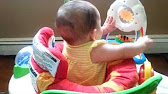 cf92dd3a7fc3 Jessie G  tests the Jungle Jumperoo. Impartial expert review! Fisher ...