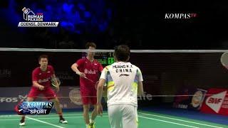Hore..! Tiga Wakil Indonesia ke Semifinal Denmark Open