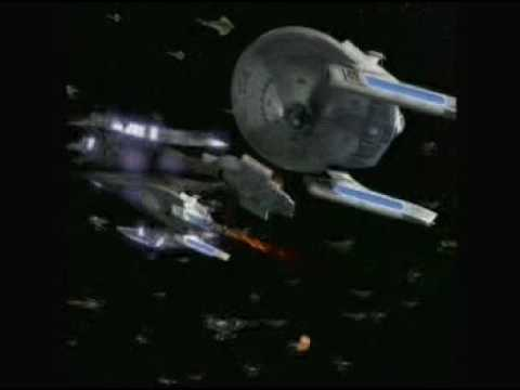 Klingons to the rescue helping the Defiant break t