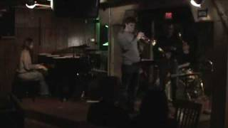 Jazz Trumpet Thomas Heflin with the Elias Haslanger Quintet