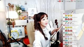 [바이올린세영] SUNMI(선미) - Gashina(가시나)  Violin ver.