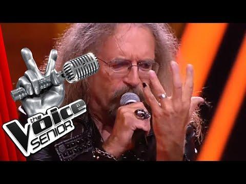 "Steppenwolf - Born To Be Wild (Wolfgang ""Thunderwolf"" Schorer) | The Voice Senior | SAT.1"