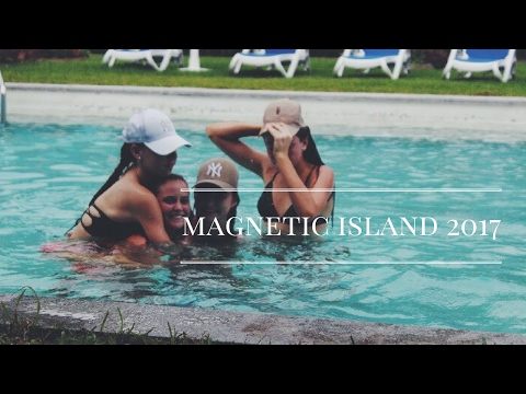 MAGNETIC ISLAND DAY TRIP // GO PRO EDIT 2017