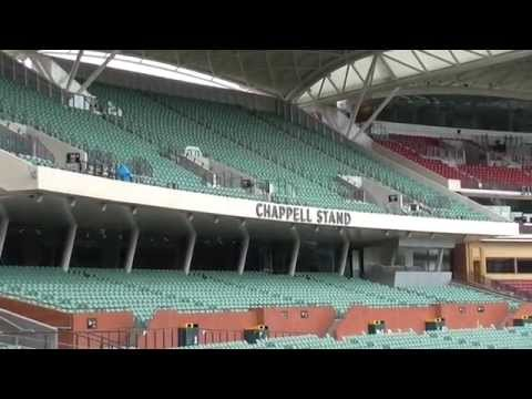 Tour of the Adelaide Oval