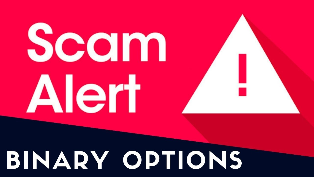 Binary options scam walt bettinger the person