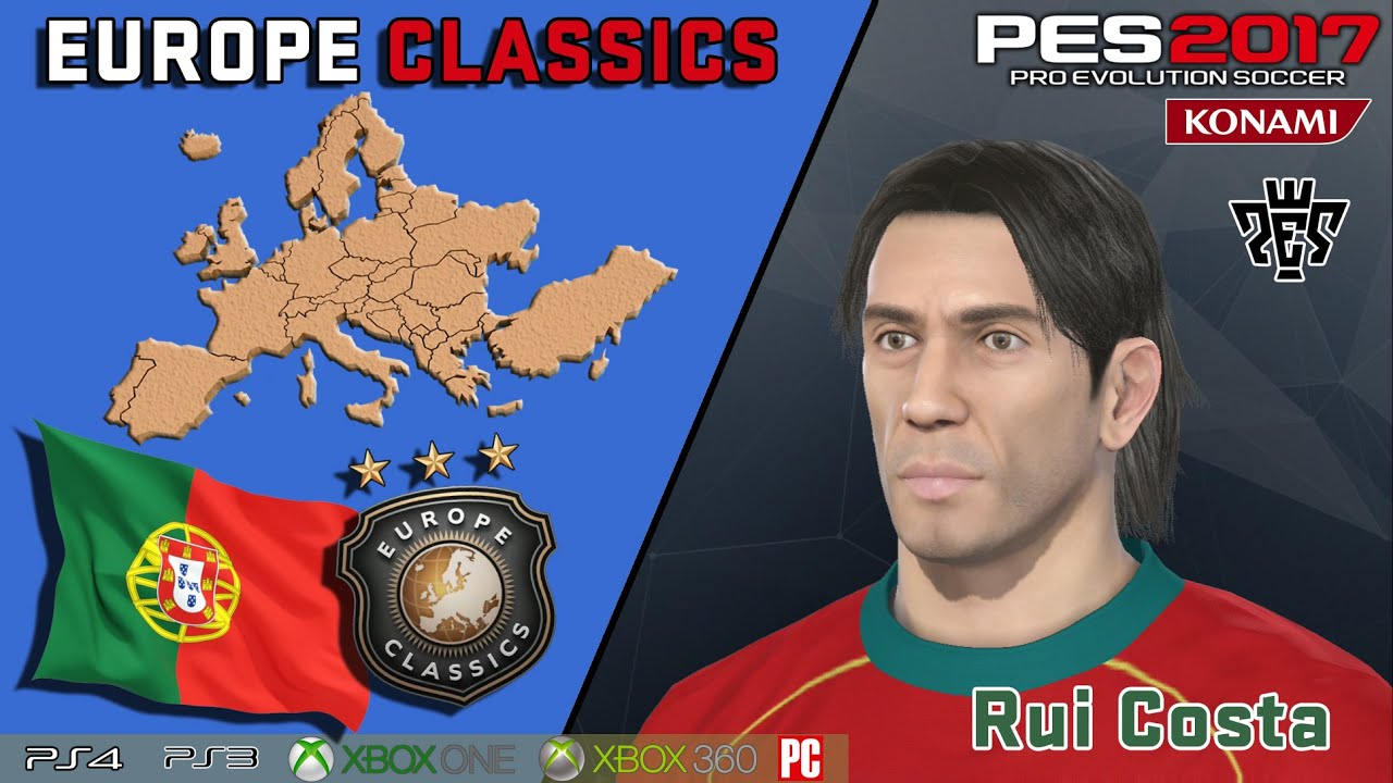 RUI COSTA Europe Classics