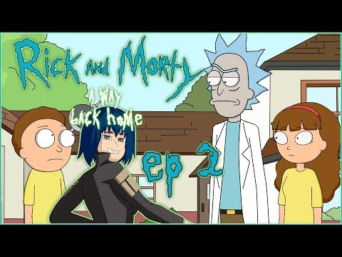 Rick and Morty: A Way Back Home | Ep.2 - A Weird Curse