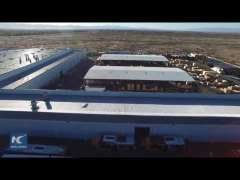 BYD Bus Factory brings jobs to local Americans