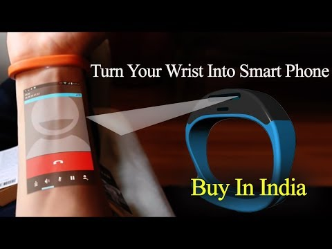 Cicret Bracelet - Sale, Buy Online (Flipkart, Amazon India, Snapdeal)