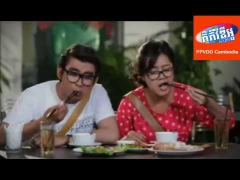Coffee Shop Girl, The Star  Ouk Sokun Kanha RHM Movie