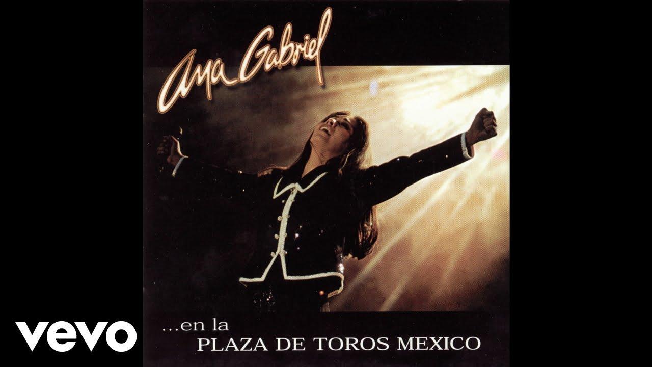 Ana Gabriel - No Te Hago Falta (En Vivo [Cover Audio])