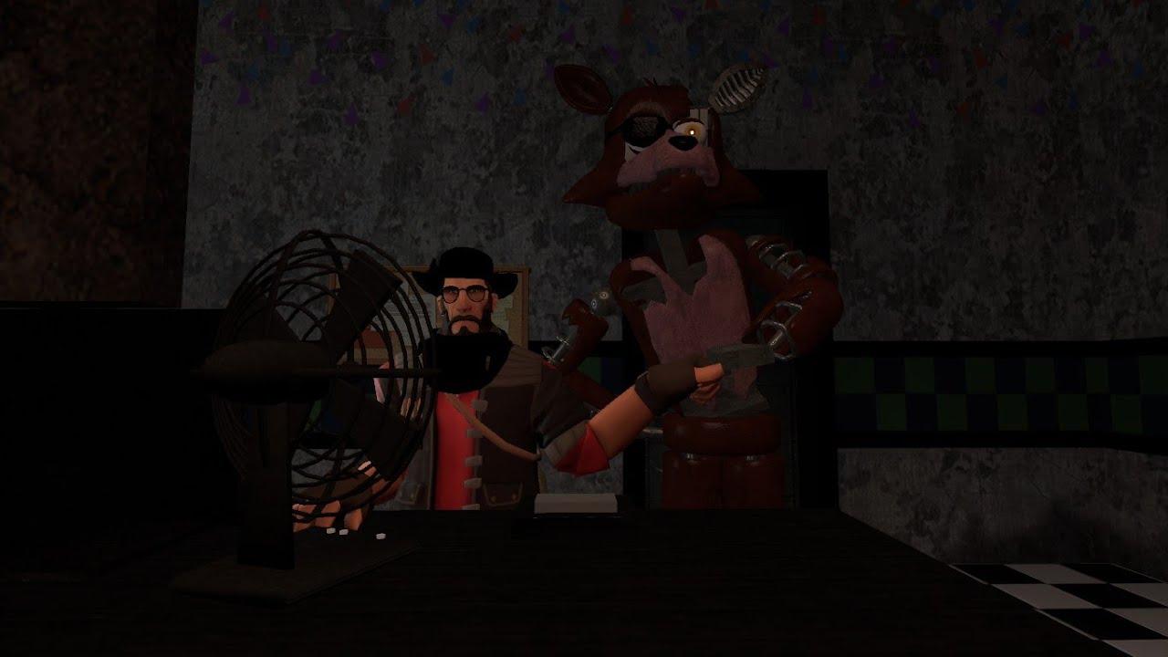 Friendly Foxy 2 Fnaf Gmod Animation Youtube