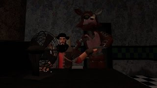 Friendly Foxy 2 FNAF Gmod Animation