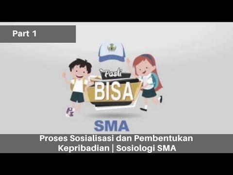 Apa yang dimaksud dengan sosialisasi primer dan sekunder