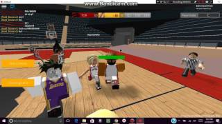 roblox hoops had to break his ankles