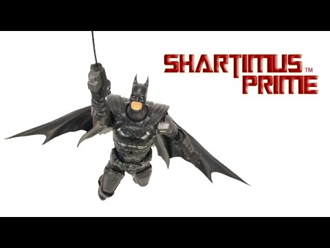 SH Figuarts Batman Injustice Gods Among Us DC Comics Video Game Action Figure Review