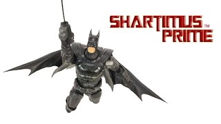 SH Figuarts Batman Injustice Gods Among Us DC Comics Video Game Action Figure Review