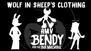 bendy and the ink machine animations amv